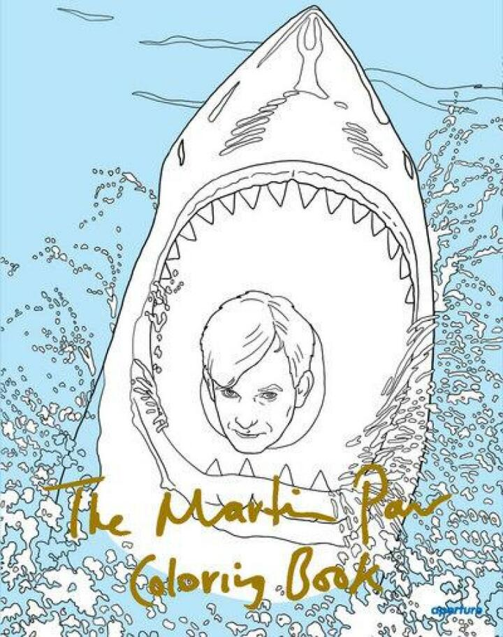 Martin Parr The Coloring Book