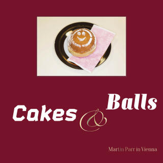 Cakes Balls Book Print
